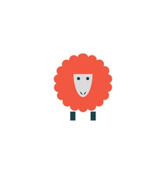 Lamb Icon vector image