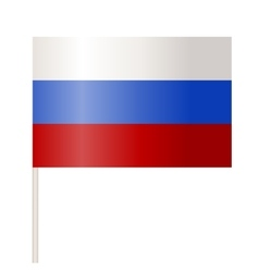 Flags of Russia vector image