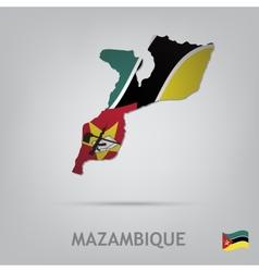 Mazambique vector
