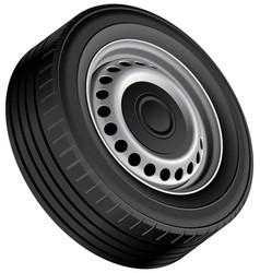 Isolated wheel vector