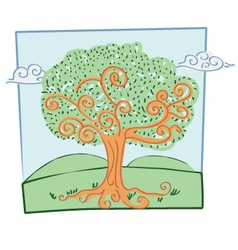 Marker Effect Tree vector