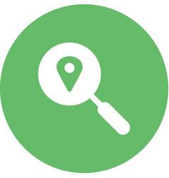 Search location vector