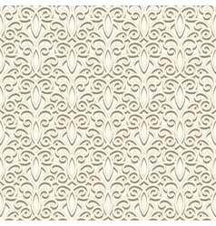 Vintage light pattern vector image