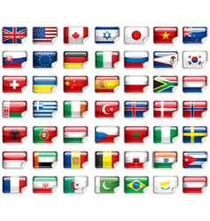 flags add vector image
