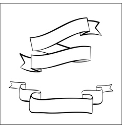 Flat about Doodle design vector image
