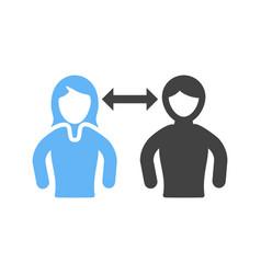 Interpersonal relationships vector