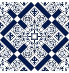 Moroccan tiles Pattern vector image