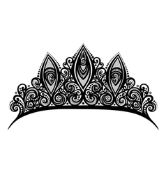 Ornate Diadem vector