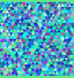 triangular geometric shapes vector image