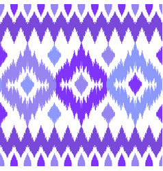 ethnic winter seamless pattern vector image