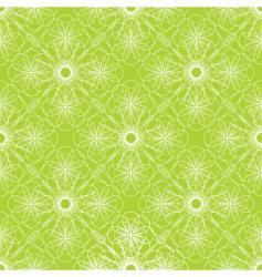 spiral green vector image vector image