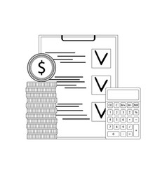 Financial audit and verification vector