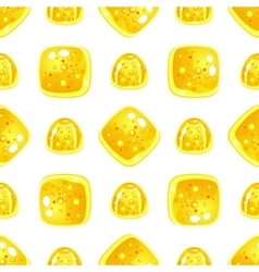 Cute Candy Pattern vector image vector image