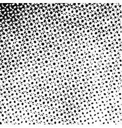 halftone texture overlay vector image