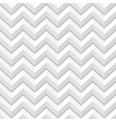Geometric zigzag seamless pattern vector image vector image
