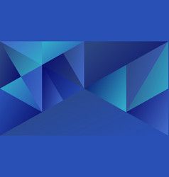 Abstract geometric minimal gradient triangle vector