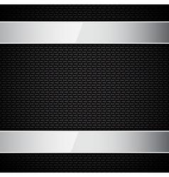 Carbon fiber texture vector image