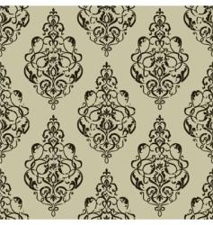 distressed swirl pattern vector image
