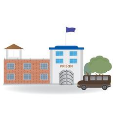 Prison vector