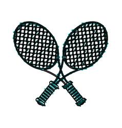 Racket vector