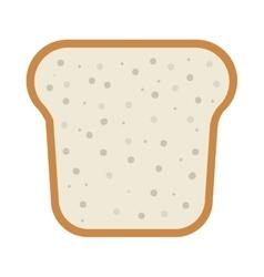 Slice loaf vector