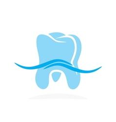 Zub zdravlje2 resize vector image
