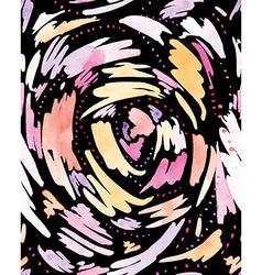 Spots watercolor seamless vector image