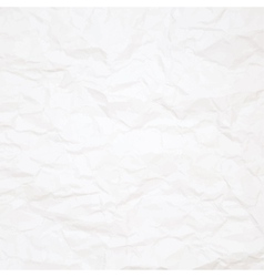 creased paper vector image