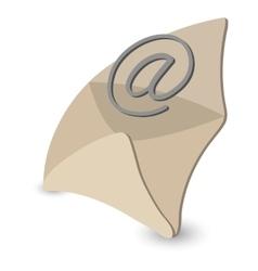 Email cartoon symbol vector image