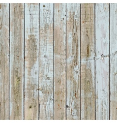 Painted Rural Fence vector
