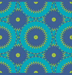 Seamless pattern in arabic style muslim eastern vector