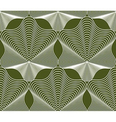 bright stripy endless pattern art continuous vector image