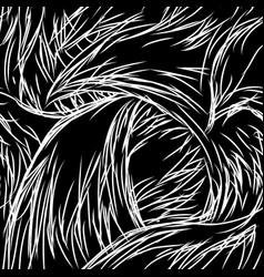 Fur tile texture vector