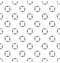 Pigweed wheat pattern seamless vector