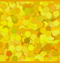 Repeating abstract geometric dot pattern vector