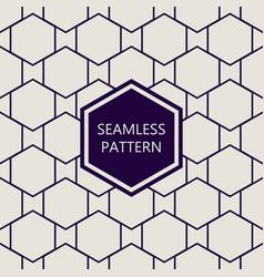 Seamless pattern decorative design template vector