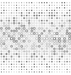 Square abstract background vector
