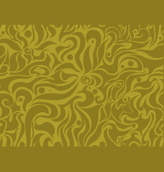 abstract seamless yellow background vector image