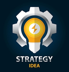 Strategy idea vector