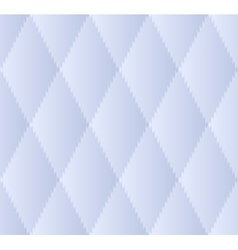 Blue Rhombus Seamless Pattern vector image