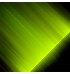 Abstract glowing green EPS 10 vector