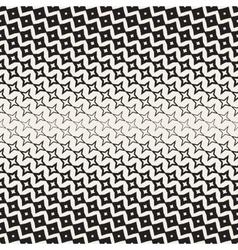 Star Line Shape Halftone Transition vector image