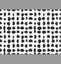 abstract background with brush dot seamless vector image