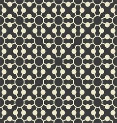Circle Seamless pattern wallpaper vector