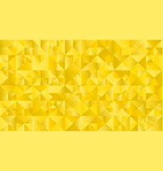 geometrical abstract polygonal triangle mosaic vector image