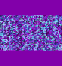 Abstract geometrical polygonal triangle website vector