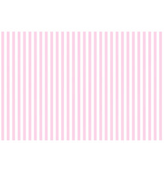 pink baby color striped fabric texture seamless vector image
