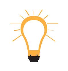 idea business concept icon vector image vector image