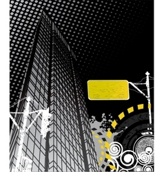 Urban3 vector image