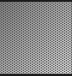 metal seamless background steel pattern vector image